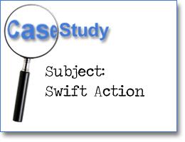 Case Study: Swift Action