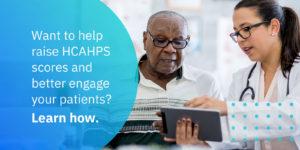 Want to help raise HCAHPS social tile